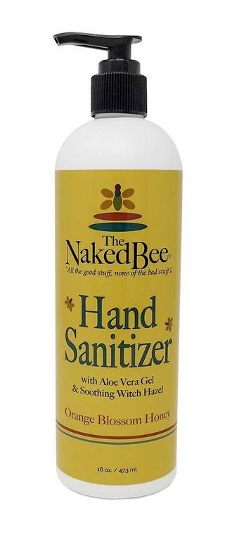 16 oz. Hand Sanitizer in Orange Blossom Honey