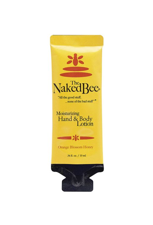 Naked Bee .34 oz Sample - 25 Pack