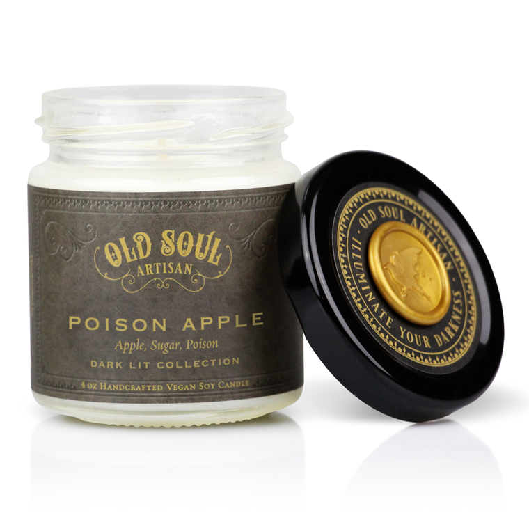 Poison Apple - 4 ounce soy candle