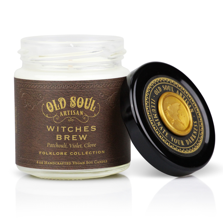 Witches Brew - 4 ounce soy candle