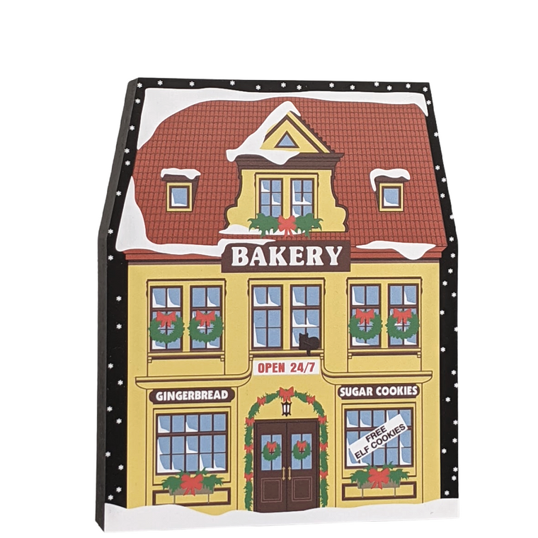 North Pole, Bakery