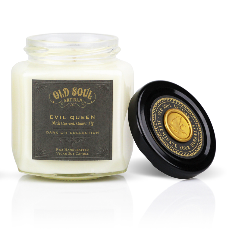 Evil Queen - 9 ounce soy candle