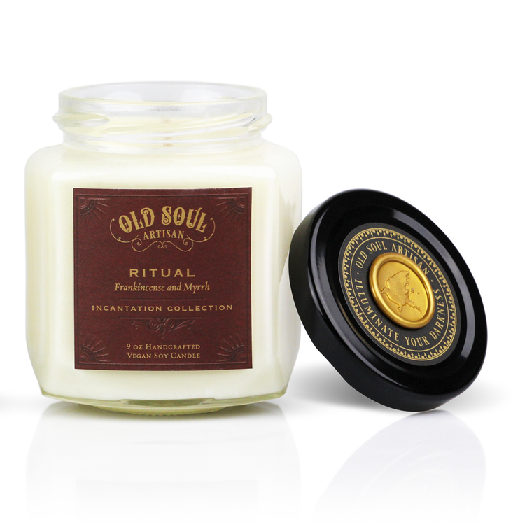 Ritual - 9 ounce soy candle