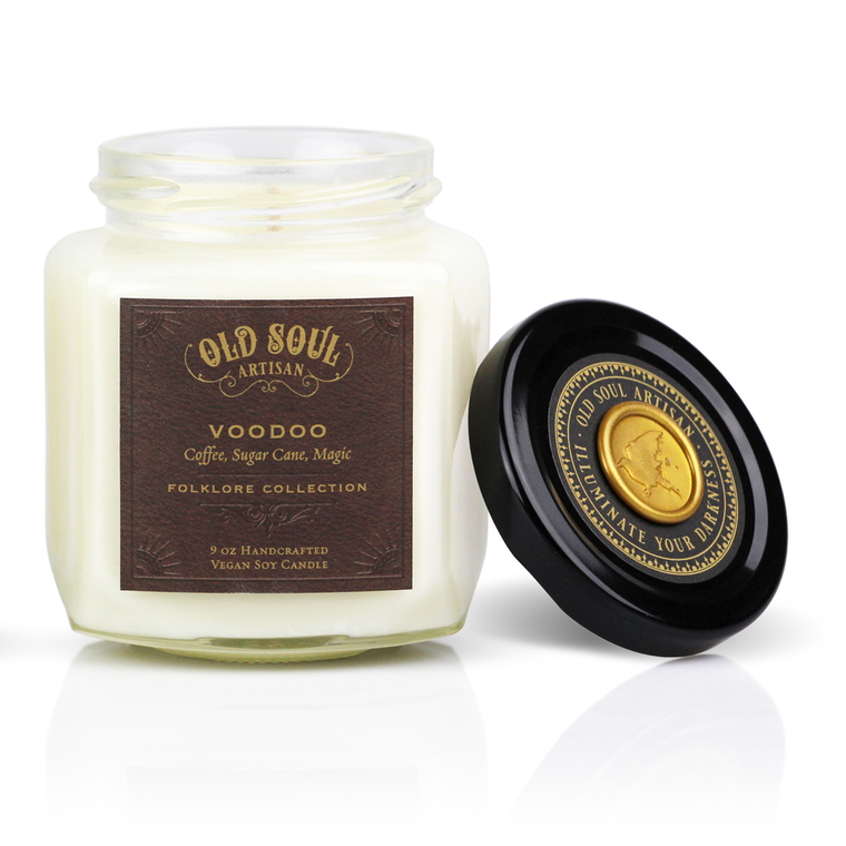 Voodoo - 9 ounce soy candle