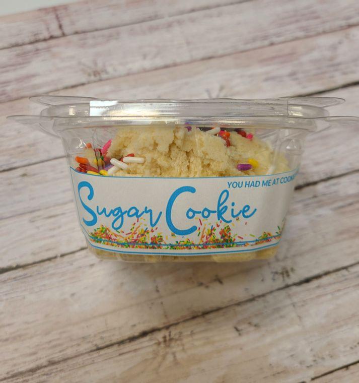 Dough-To-Go (Vegan Sugar Cookie)