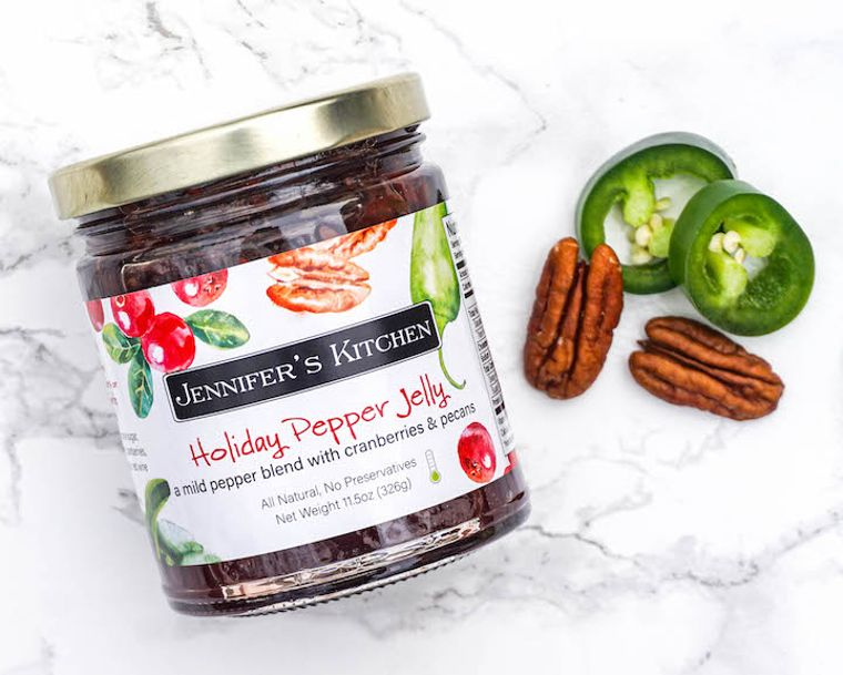 Holiday Pepper Jelly