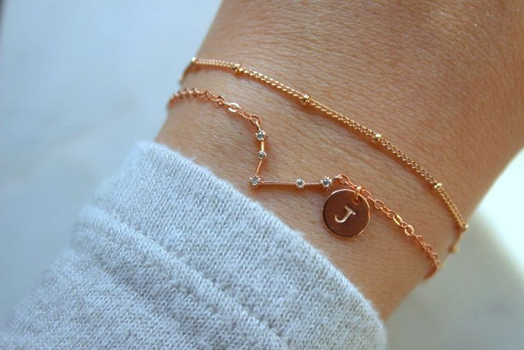 Zodiac Jewelry, Constellation Skies, Constellation, Wanderlust, Aries Bracelet, Wanderlust Gift, Adventure Awaits, Best Selling Items