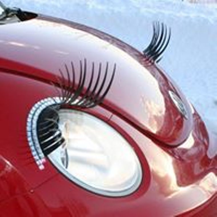 Classic CarLashes® colors Black or Pink