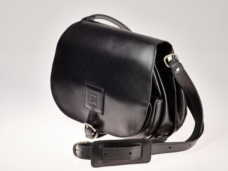 Big saddle bag