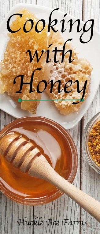 Cooking with Honey Brochure