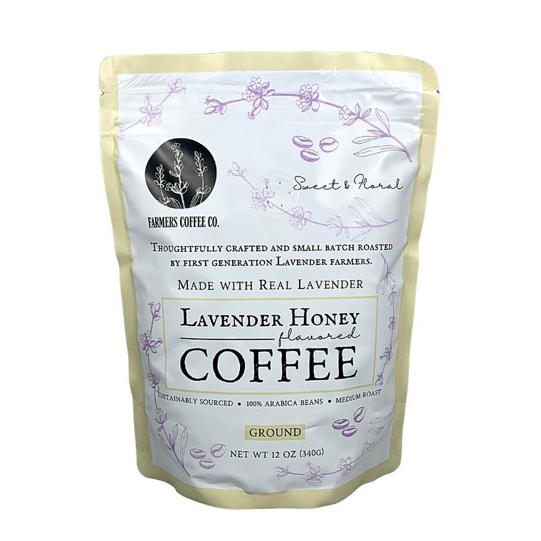 Lavender Honey Coffee