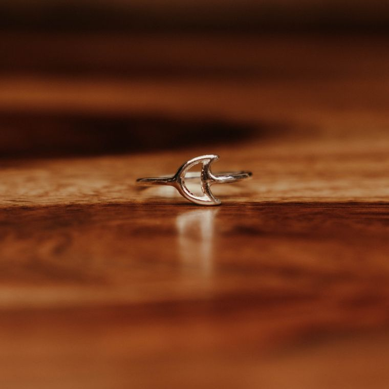 Maiden Ring - Sterling Silver
