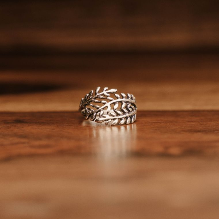 Briar Ring - Sterling Silver