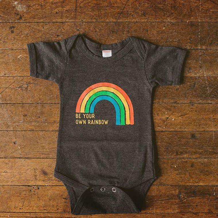 Be your own Rainbow Baby Bodysuit