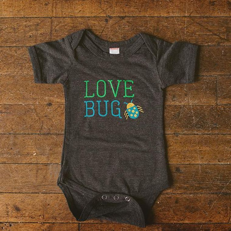 Love Bug Baby Bodysuit