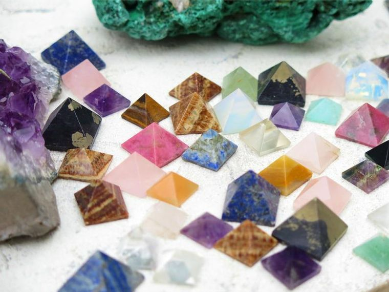 Mini Pyramid Mix