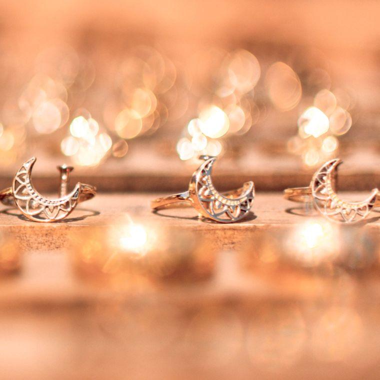 Soma Ring - Brass