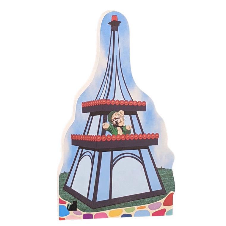Mister Rogers, Grandpère's Eiffel Tower