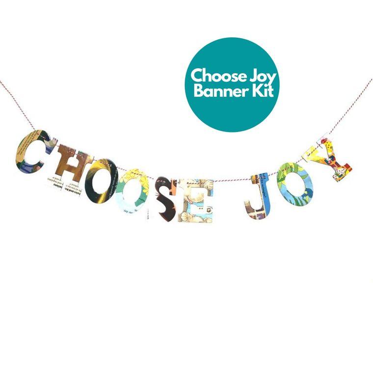 Phrase Garlands- Choose Joy