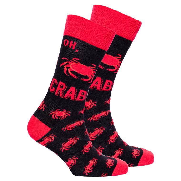 Men's Oh, Crab Socks