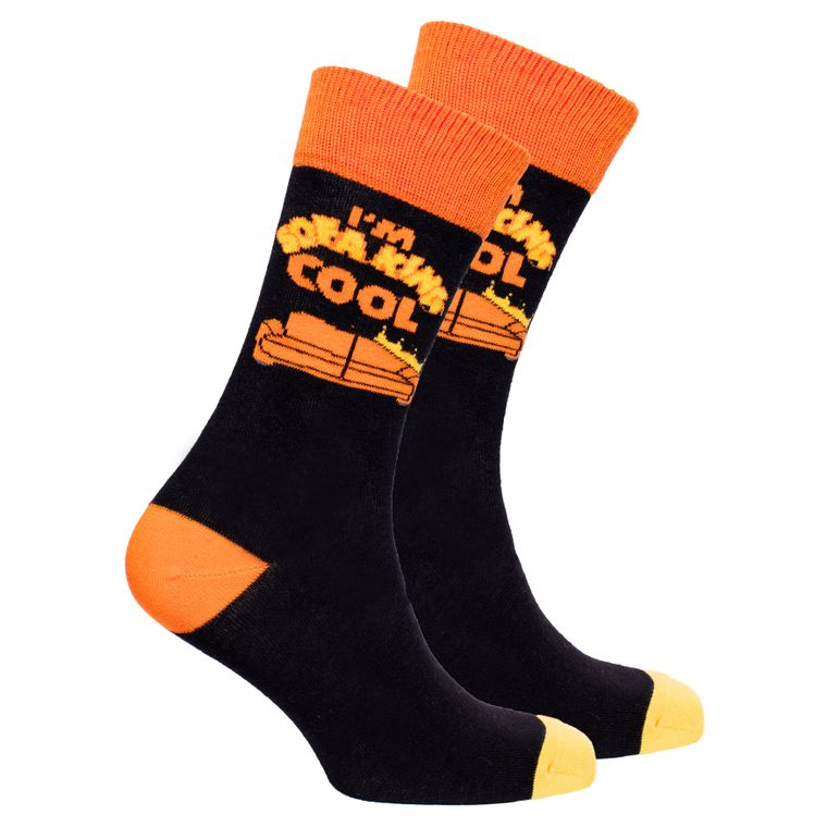 Men's Sofa King Cool Socks