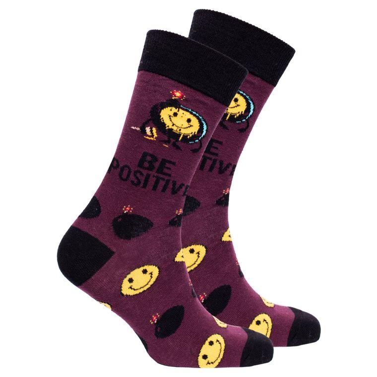 Men's Be Positive Socks