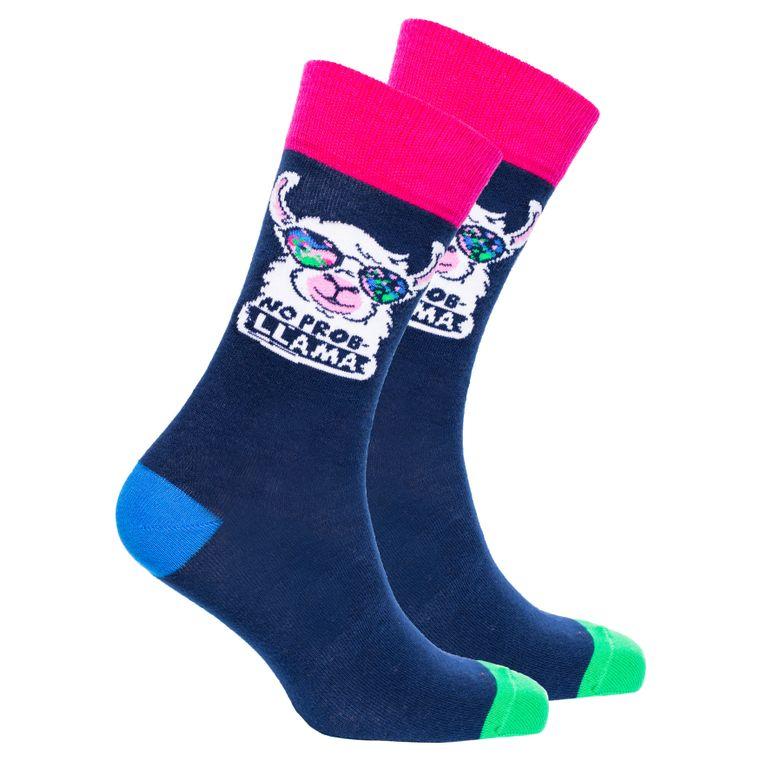 Men's No Prob'llama' Socks