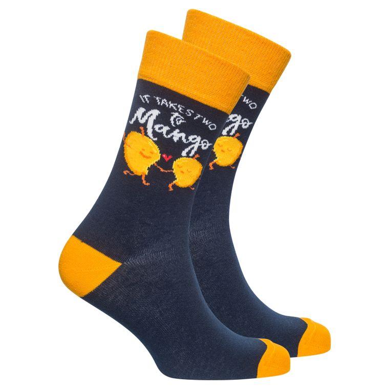 Men's Takes Two To Mango Socks
