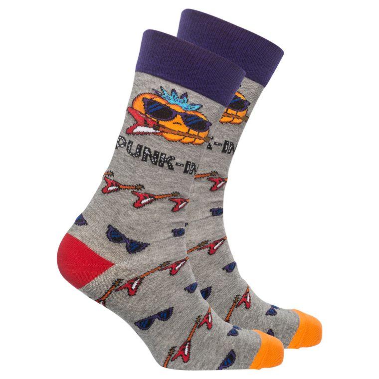 Men's Punk-in Socks