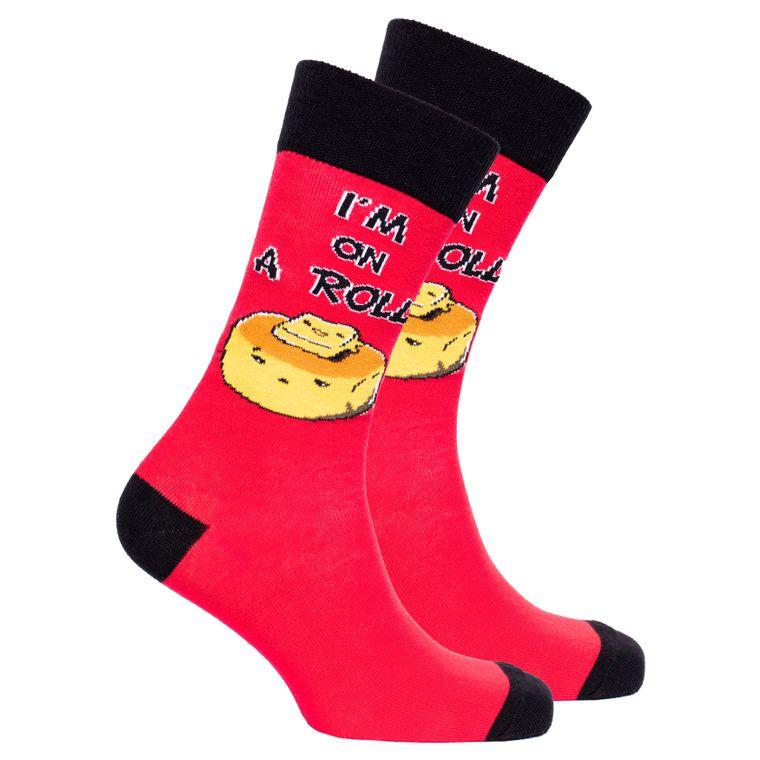 Men's I'm On A Roll Socks