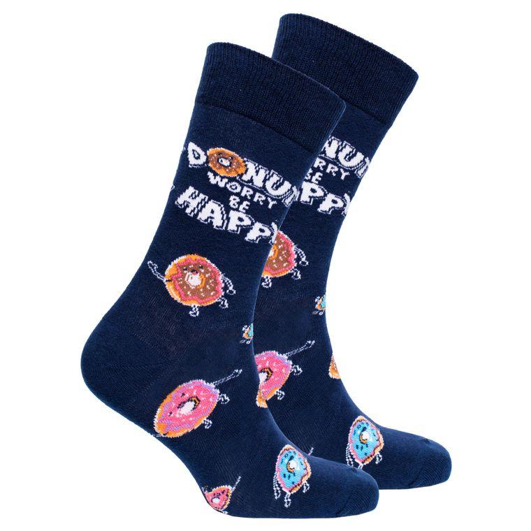 Men's Donut Worry Socks