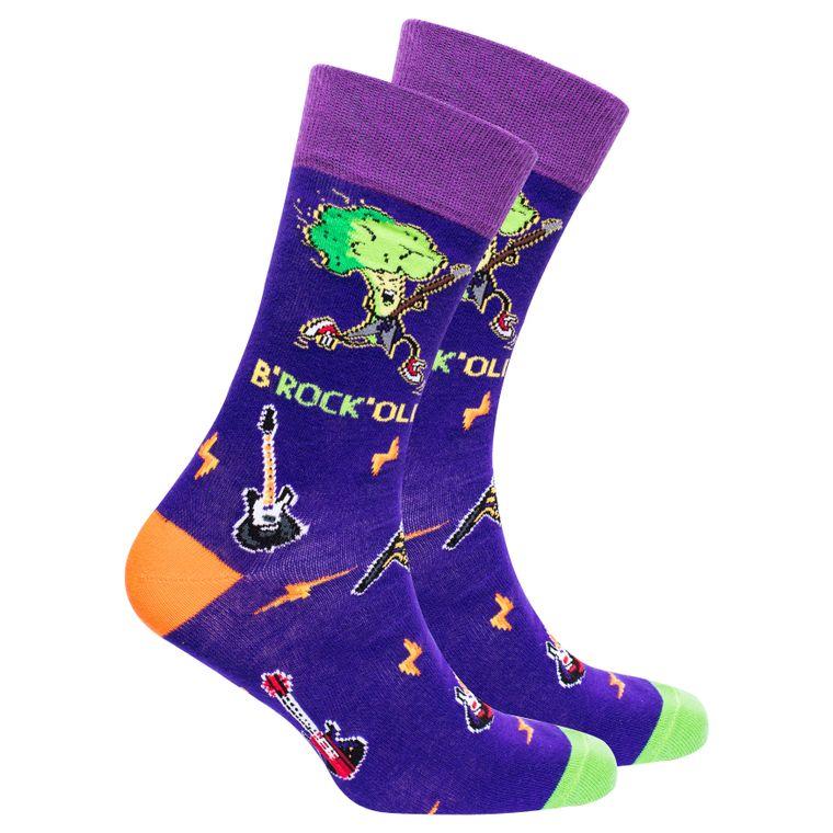 Men's B'rock'oli Socks