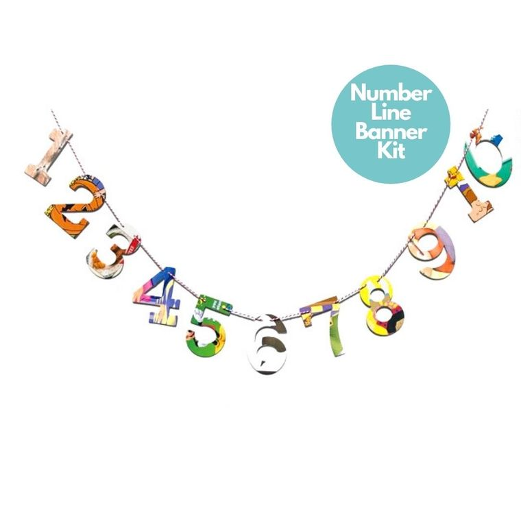 Phrase Garlands- Numbers