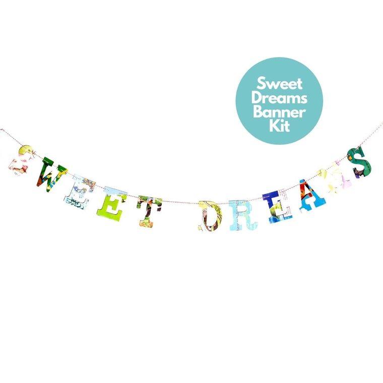 Phrase Garlands- Sweet Dreams