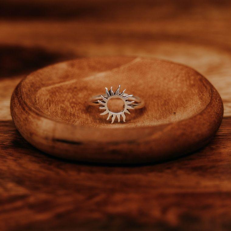 Radiate Ring - Sterling Silver
