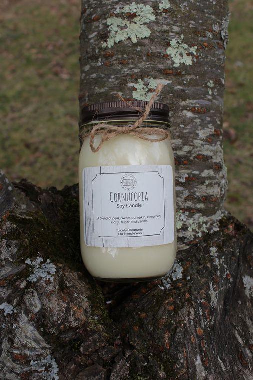 Cornucopia Soy Candle