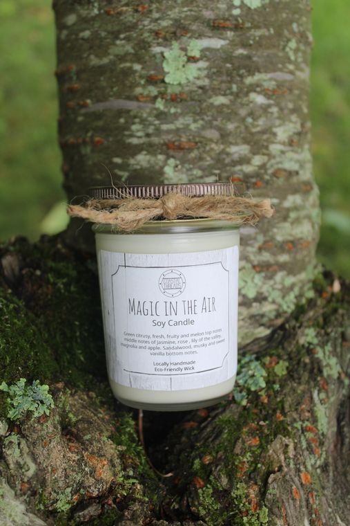 Magic in the Air Soy Candle