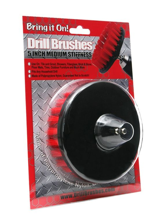 Bring It On Drill Brushes
