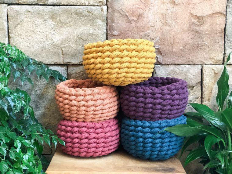 Calypso - Handwoven Basket
