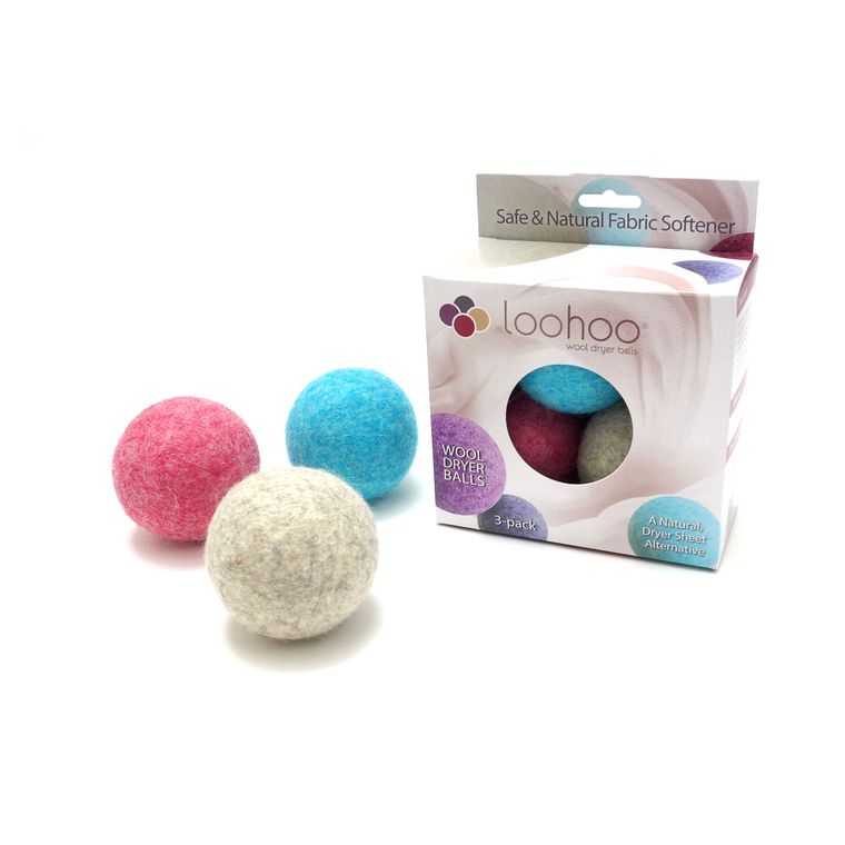 Random Mix Dryer Ball - Pack of 3
