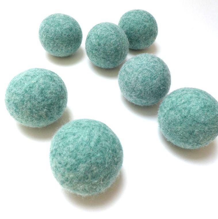 Green Dryer Ball