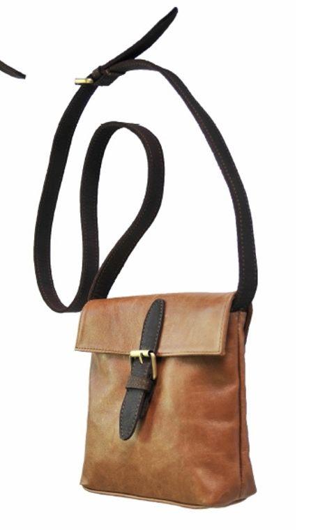 Cafe Leather Handbag