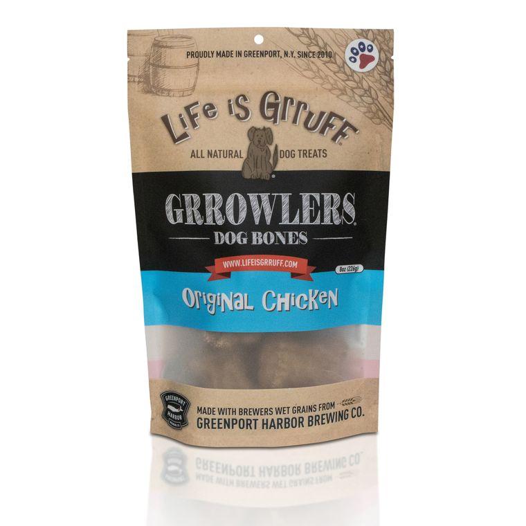 Grrowlers Chicken Liver 8oz