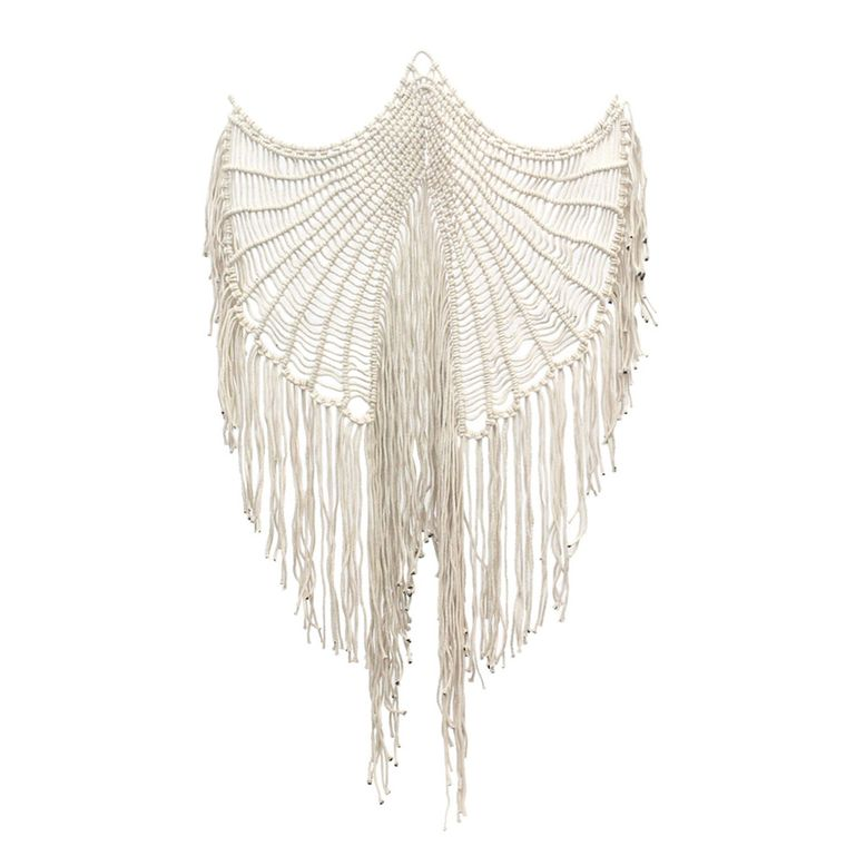 Large Angel Wings Wall Hanging