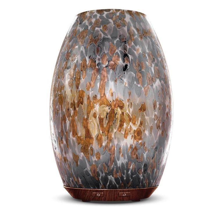 Lux Glow Breccia Aromatherapy Essential Oil Diffuser