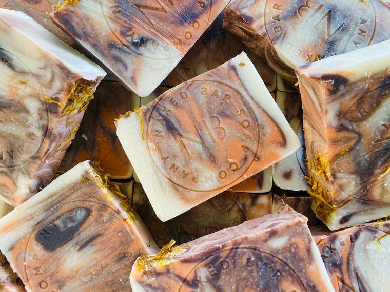 Patchouli Citrus Artisan Soap