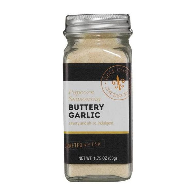 Buttery Garlic Popcorn Seasoning