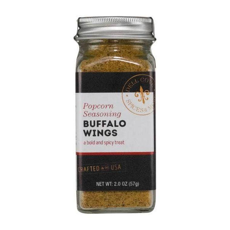 Buffalo Wings Popcorn Seasoning