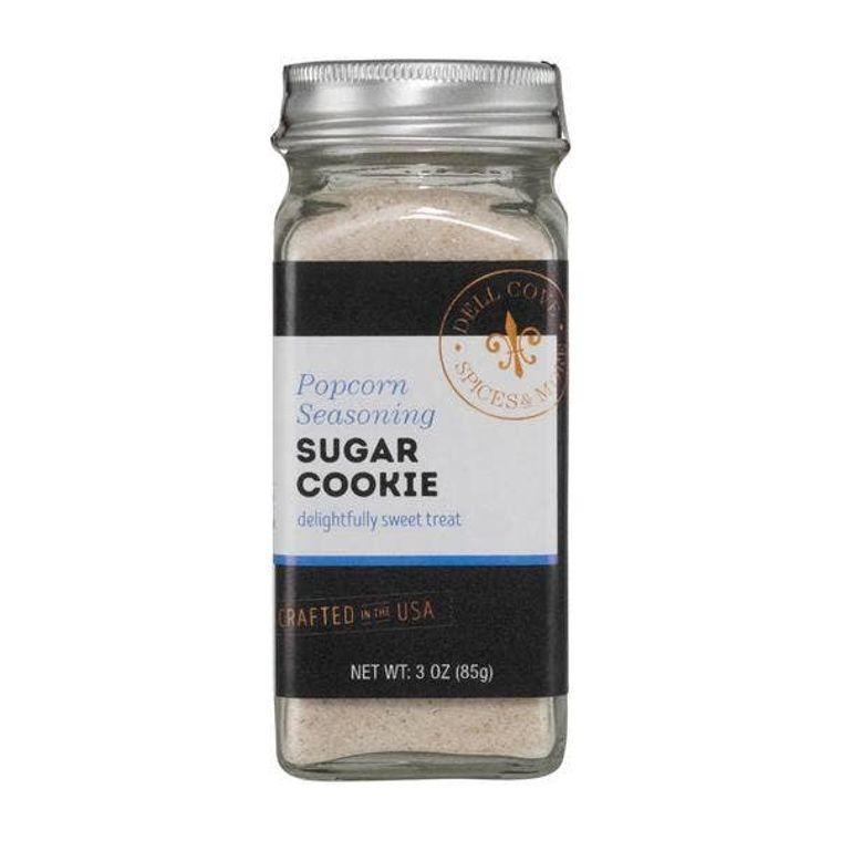 Sugar Cookie Popcorn Seasoning
