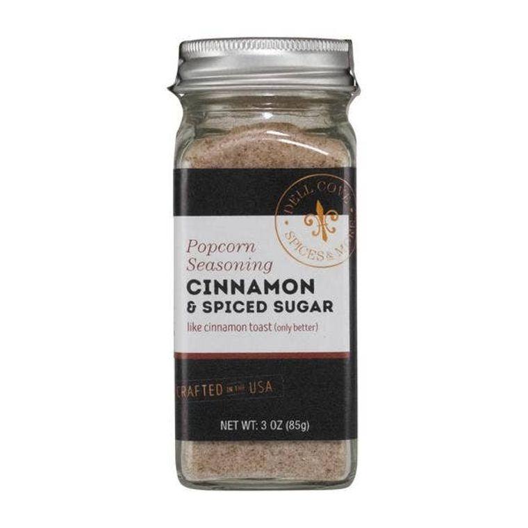 Cinnamon And Spiced Sugar Popcorn Seasoning